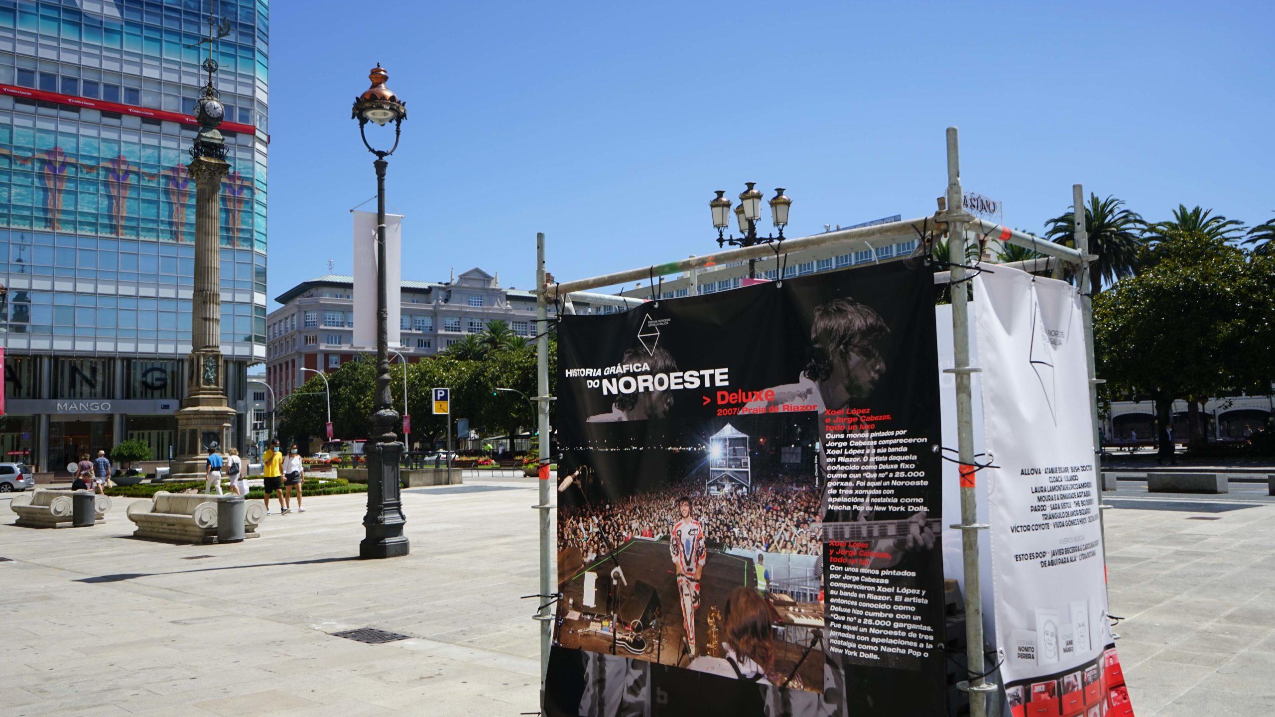Exposición Historia do Noroeste