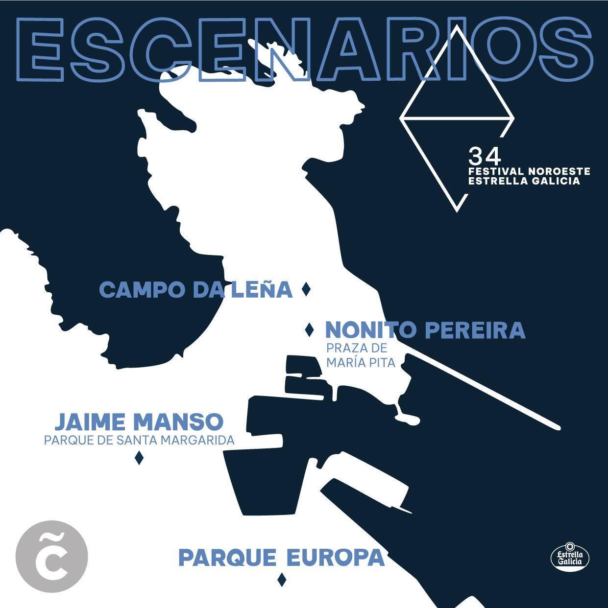 Apertura das reservas para o 34 Festival Noroeste Estrella Galicia
