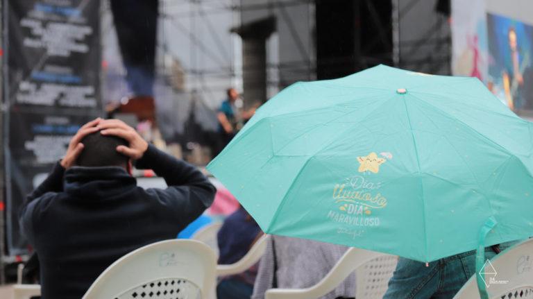 Y si llueve… que toquen Combo Paradiso y Rulo y la Contrabanda
