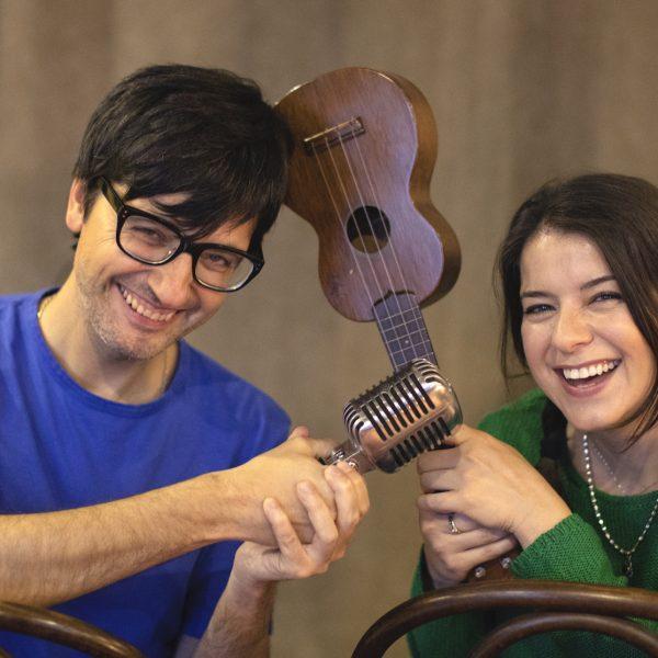 Javier Becerra y Carolina Rubirosa 1