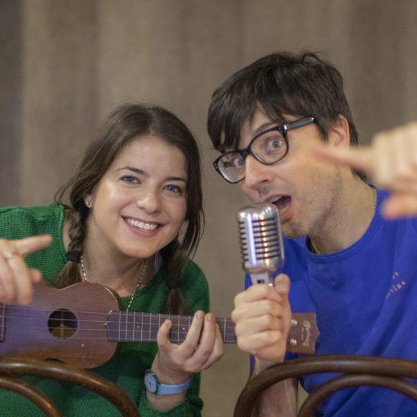 Javier Becerra y Carolina Rubirosa 2